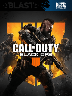 بازی Call of duity black ops