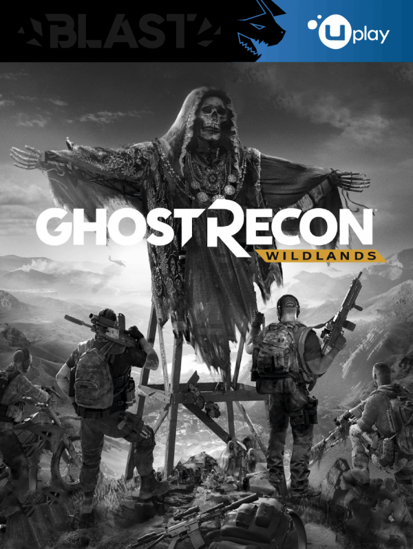 بازی ghost recon wildlands