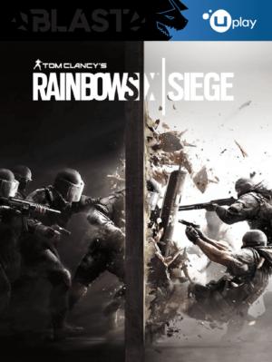 بازی Rainbow six: siege
