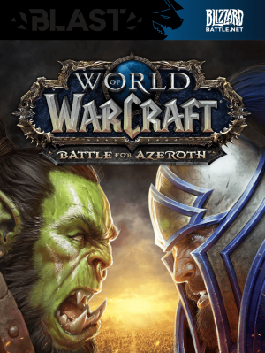 بازی world of warcraft battle for azeroth