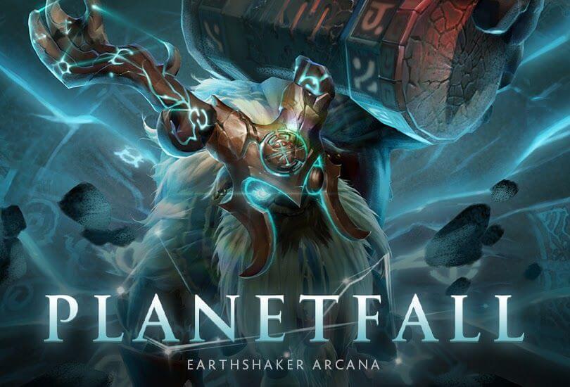 BLAST - Earthshaker Planetfall - arcana